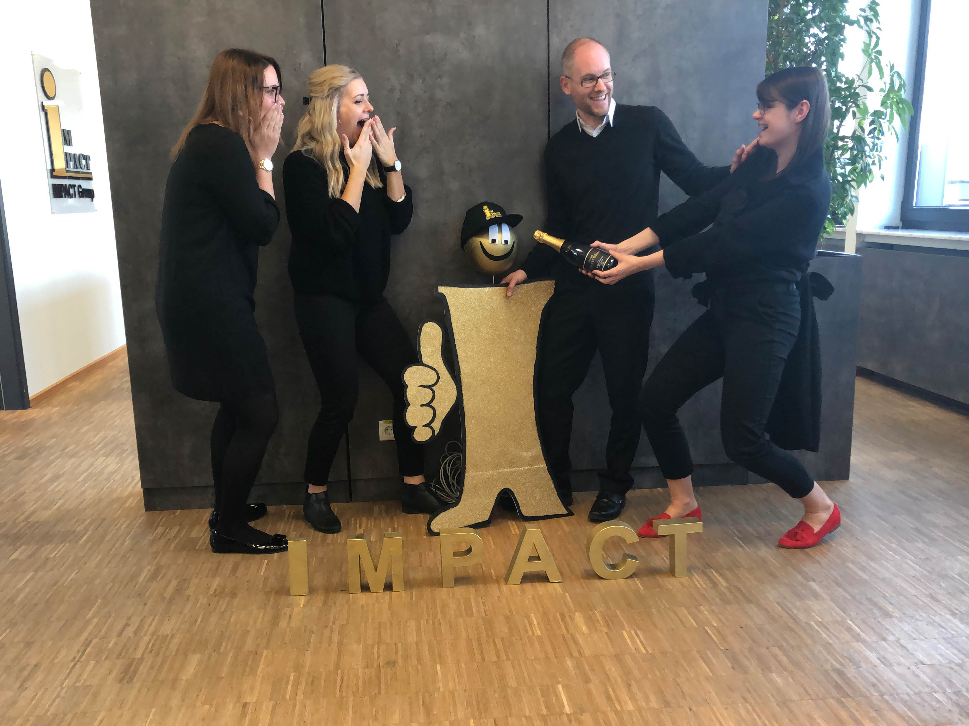 22 Jahre IMPACT Group